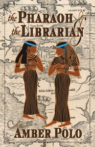 The Pharaoh and the Librarian cover