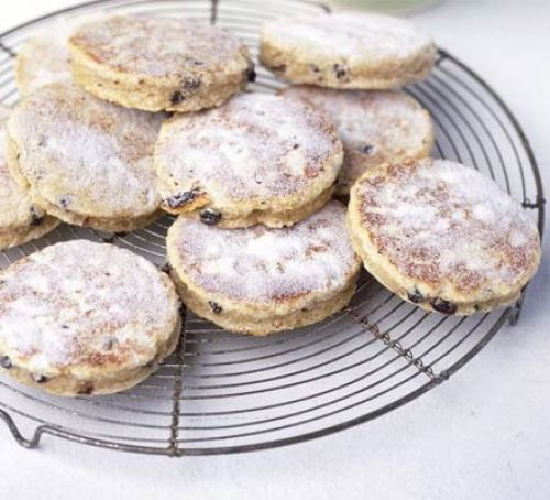 Welsh cakes image